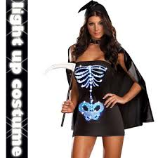 Dreamgirls Halloween Costumes Dreamgirl Lingerie Light Maya Remains Halloween Costume Medium