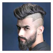 low tapered haircuts for men mens low taper haircut as well as the undercut haircut mohawk with