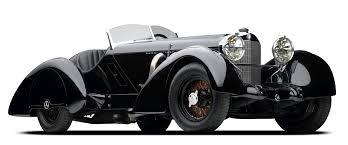 mercedes ssk 1930 mercedes ssk count trossi vintage cars