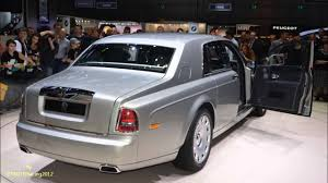 rolls royce limo interior rolls royce phantom 2016 limousine serie ii inside outside détails