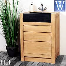Teak Bathroom Vanity by Bathroom Furniture The Teak Fifi Bathroom Collection