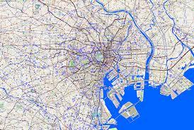 Maps Traffic City Maps Tokyo