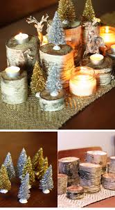 18 diy christmas table decor ideas diybuddy