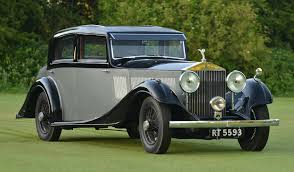 vintage rolls royce 1934 rolls royce phantom ii sports saloon vintage u0026 prestige