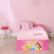 Disney Princess Toddler Bed Disney Princess Toddler Bed Ebay
