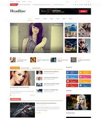 30 best news u0026 magazine joomla templates 2017 free u0026 premium