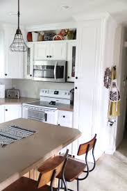 how to build storage above kitchen cabinets how to build open shelving above cabinets for custom look