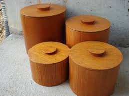 Vintage Kitchen Canister Sets 28 Wooden Canisters Kitchen Set Of 4 All Wood Kitchen
