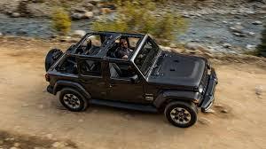 badass 2 door jeep 2018 jeep wrangler first drive evolving legend