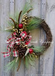 Decorating Grapevine Christmas Wreaths by 1543 Best Christmas Images On Pinterest Christmas Ideas Winter