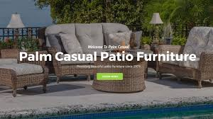 marvelous outdoor beach furniture my apartment story pic of palm