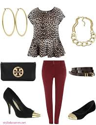 perfect fall look 23 ideas in burgundy color style