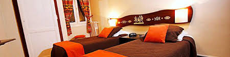 chambre couleur et chocolat chambres celenya hôtel toulon hotel celenya toulon com