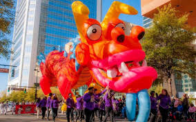 thanksgiving day parade charlotte 5 reasons not to miss the novant thanksgiving day parade in uptown