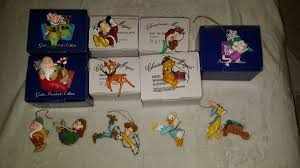 disney grolier collectible ornaments collectibles in charles