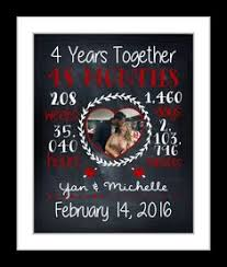 4 year wedding anniversary gift ideas for 18 great 4th wedding anniversary gift ideas for couples
