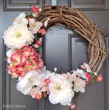 diy wreaths fall wreaths for front door and summer sale outdoor all