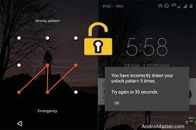 forgot pattern lock how to unlock 8 simple ways to unlock forgot pattern lock android andromaster