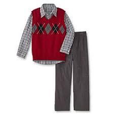 boys sweater vest