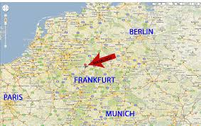 Bamberg Germany Map by A Rob U0027s Incredible Adventure In Europe