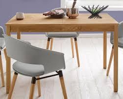 Esszimmertisch In Eiche Massiv Esstisch Küchentisch Tisch Eiche Massiv Ausziehbar 125 165 Cm