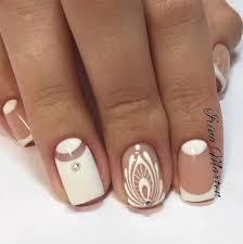 best 10 simple bridal nails ideas on pinterest wedding manicure