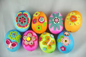 easter eggs for decorating decorating your own make 50 easter decor ideas with easter eggs