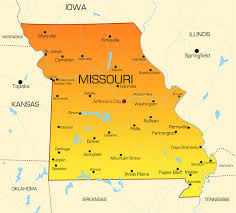Nursing Compact States Map by Missouri Lpn Requirements And Training Programs