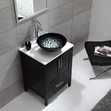 bathroom vanity with vessel sink tags bathroom glass sink bowls