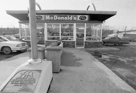 the mcdonald s opened 77 years ago photos business insider