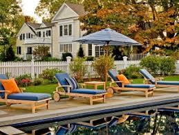 outdoor pool patio furniture backyard design ideas