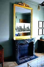 mirror cabinet tv cover mirror tv cover hidden mirror tv cover cost traams co