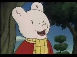 rupert bear hedgehog prt 2