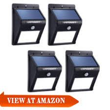 mpow solar light instructions best solar motion security light