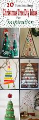 fascinating christmas tree diy ideas for inspiration