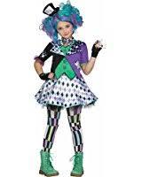 Halloween Costume Amazon Rubies Child Madeline Hatter Wig