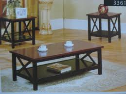 coffee table and end tables set marvelous ottoman coffee table on