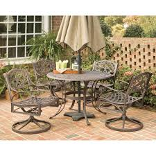 Old Metal Outdoor Furniture by Stunning Vintage Patio Table And Chairs With Cantilever Furniture