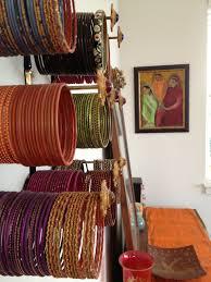 Ethnic Indian Home Decor Saffron And Silk