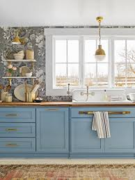 country kitchen cabinet color ideas we found the best paint colors for small spaces country