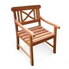 24 Inch Chairs With Arms Wood Outdoor Arm Chairs Foter