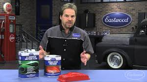 mixing clear with single stage paint tips with kevin tetz at