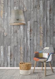 rustic wood wallpaper from kemra miltonandwood house ideas