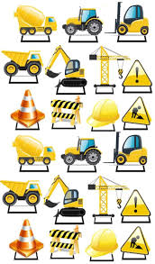 construction cake toppers 365 best construction printables images on