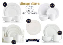 always underfoot open cabinets new dinnerware