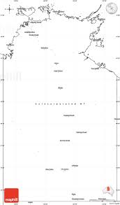 Blank Map Of Australia by Blank Simple Map Of Northern Territory