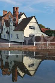 period houses in the timeless and beautiful village of