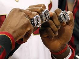 miami heat miami heat championship rings jpg arm sleeve from left miami heat s dwyane wade chris bosh and lebron james pose with their 2012 nba finals championship rings during a ceremony before a basketball