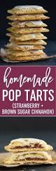 Easy Breakfast Recipes Homemade Toaster Strudels These Are So
