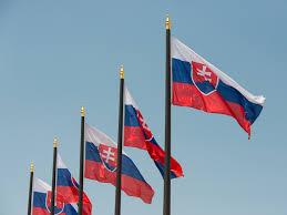 Slovak Flag Currency In Bratislava Slovakia Atms In Bratislava Exchange